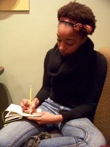 Whitney French writing