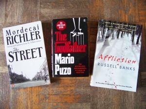 Winter 2013 Fiction Reading List