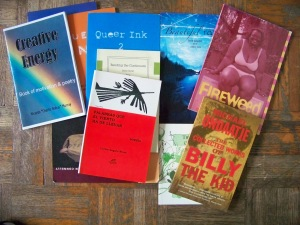Winter 2013 Poetry Reading List