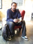 Dane Swan reading