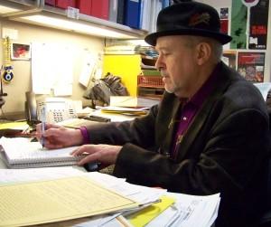 Roger Langen writing