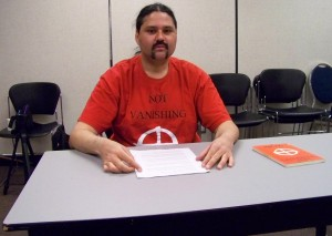 Reading at ACLA 2013