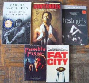 Spring Reading List 2013 Fiction