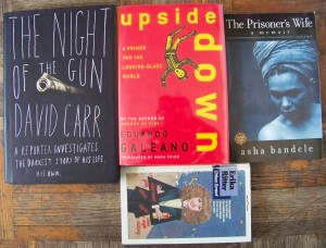 Spring Reading List 2013 Memoir and Essay