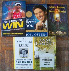 Spring Reading List 2013 Motivation
