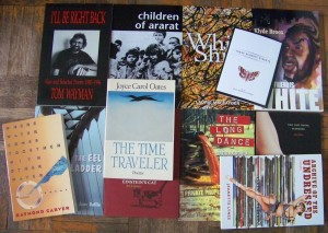 Spring Reading List 2013 Poetry