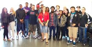 George Brown Youth Talk October 2013